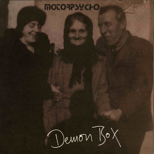 Motorpsycho: Demon Box