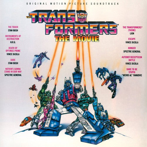 Various Artists: The Transformers: The Movie (Original Motion Picture Soundtrack)