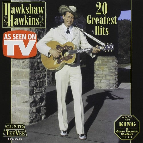 Hawkshaw Hawkins: 20 Greatest Hits