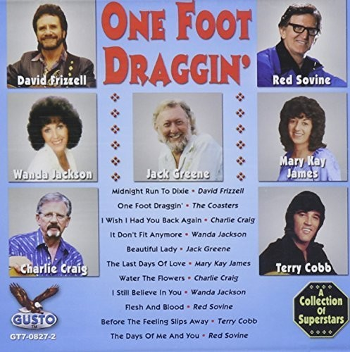 Various Artists: One Foot Draggin / Various