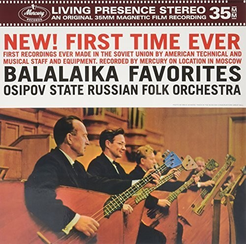 Vitaly Gnutov: Balalaika Favorites