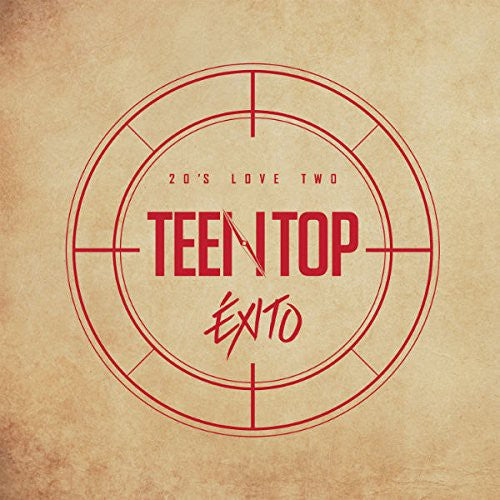 Teen Top: Teen Top 20's Love Two Exito
