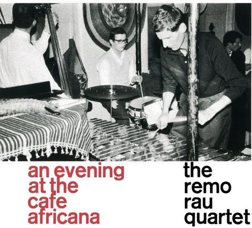 Remo Rau: At the Cafe Africana