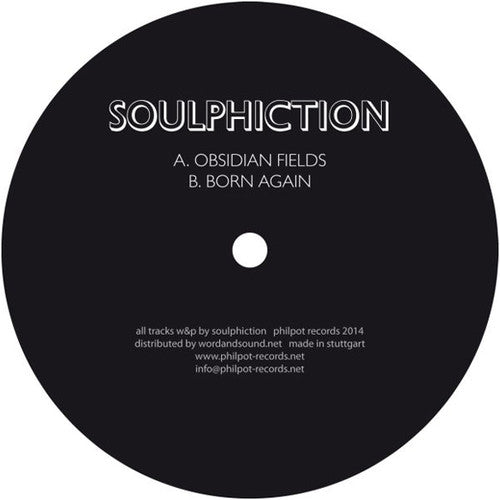 Soulphiction: Obsidian Fields
