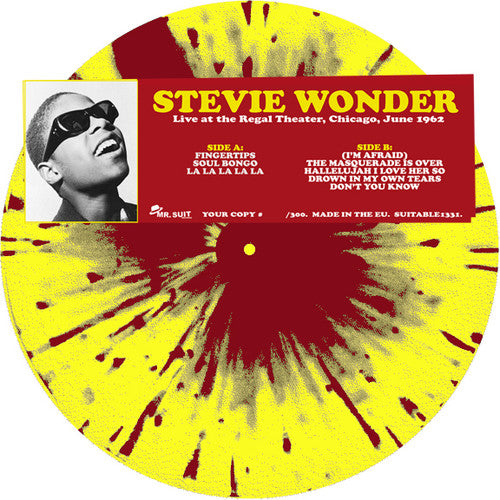 Stevie Wonder: Live at the Regal Theater Chicago June 1962