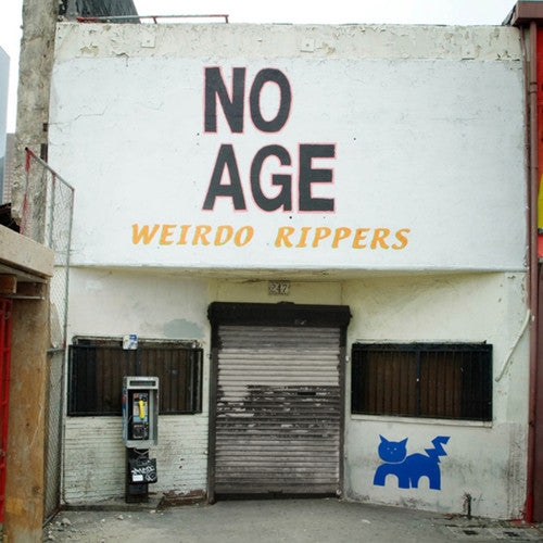 No Age: Weirdo Rippers