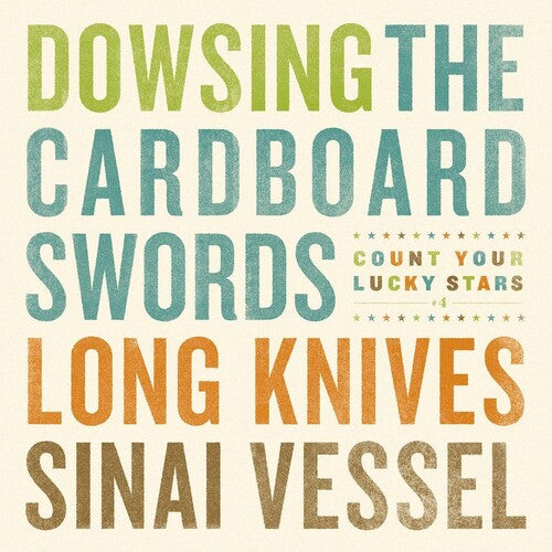 Dowsing / Cardboard Swords / Long Knives / Sinai: Cyls Split Series #4