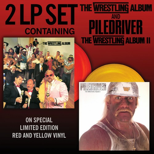 Various Artists: Wrestling Album / Piledriver 30th Anniv Ed / Var
