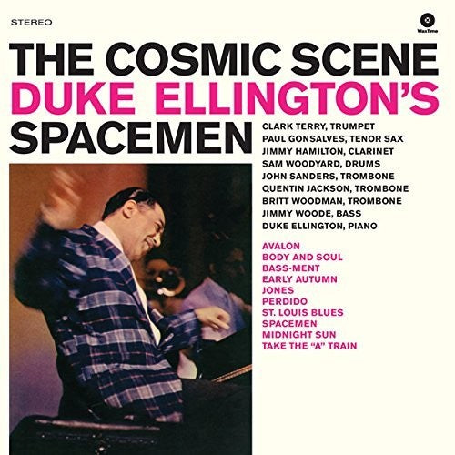 Duke Ellington: Cosmic Scene