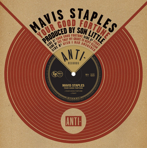Mavis Staples: Your Good Fortune