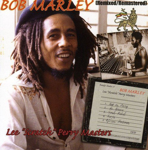 Bob Marley: Lee Scratch Perry Masters