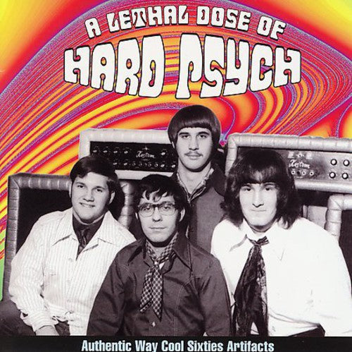 Various Artists: Lethal Dose Of Hard Psych
