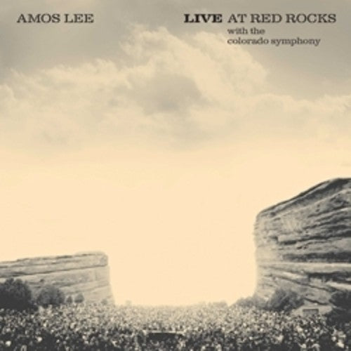 Amos Lee: Amos Lee Live At Red Rocks With The Colorado Symphony