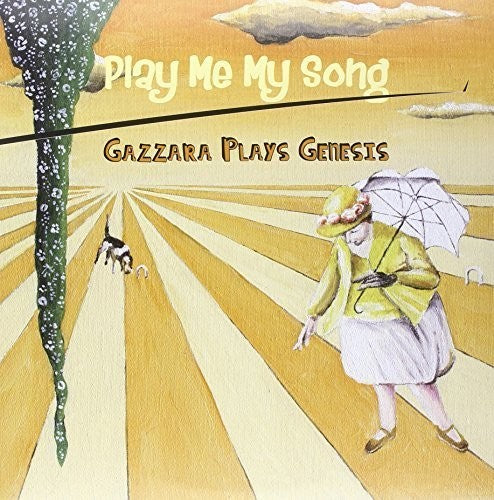 Gazzara Plays Genesis: Play Me My Song
