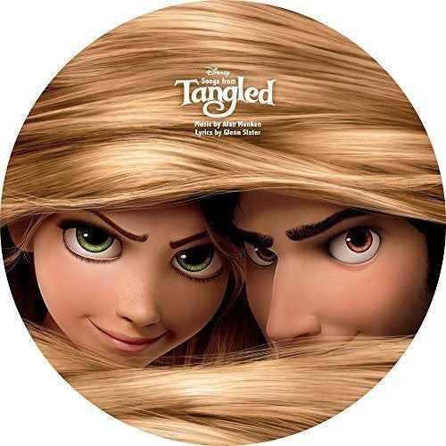 Various Artists: Tangled (Songs From the Motion Picture)