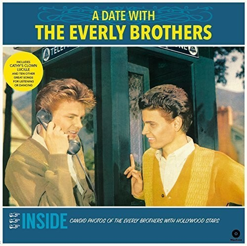 The Everly Brothers: Date with the Everly Brothers + 4 Bonus Tracks
