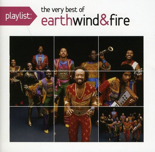 Wind Earth & Fire: Playlist: The Very Best Of Earth, Wind & Fire