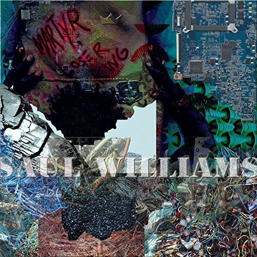 Saul Williams: Martyrloserking
