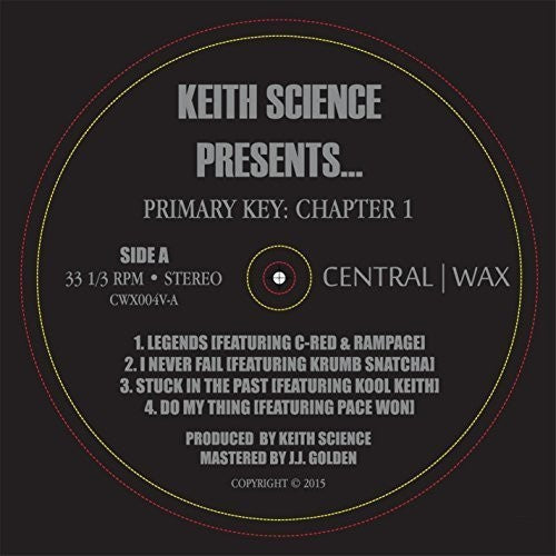 Keith Science: Primary Key: Chapter 1
