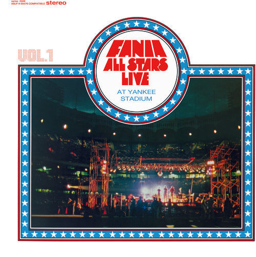 Fania All Stars: Live At Yankee Stadium: Vol 1