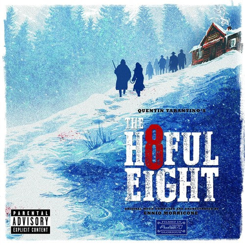 Quentin Tarantino's the Hateful Eight / O.S.T.: The Hateful Eight (Original Motion Picture Soundtrack)
