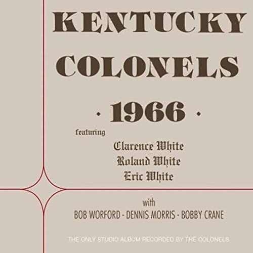 The Kentucky Colonels: 1966