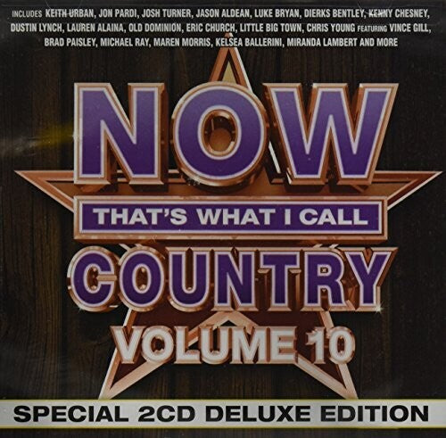 Various Artists: NOW That's What I Call Country, Vol. 10