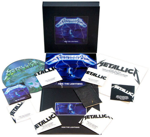 Metallica: Ride the Lightning (Deluxe Box Set)