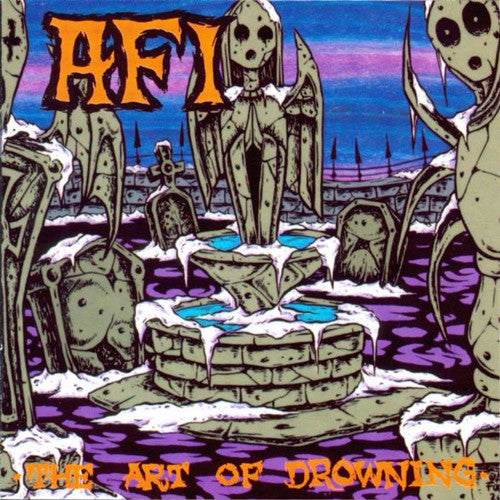A.F.I.: The Art Of Drowning