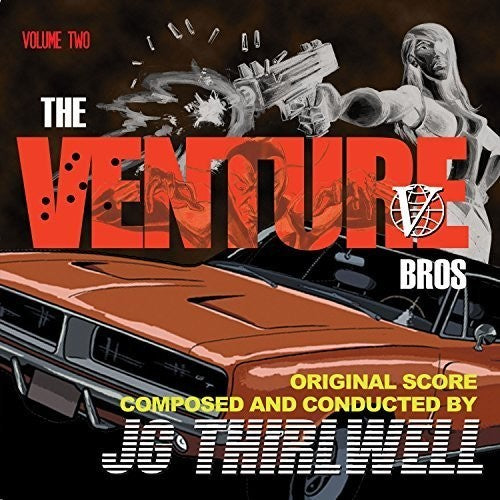 Jg Thirlwell: The Venture Bros.: Volume 2