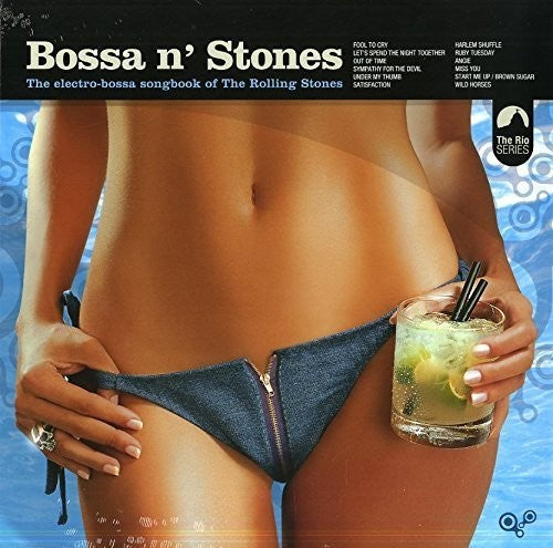 Various Artists: Bossa N Stones / Various
