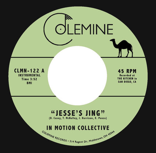 In Motion Collective: Jesse's Jing