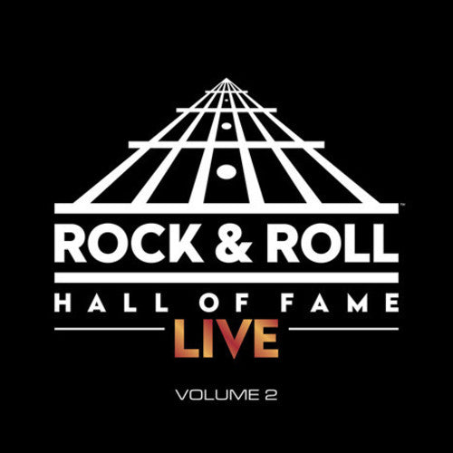 Various: The Rock And Roll Hall Of Fame Live: Volume 2