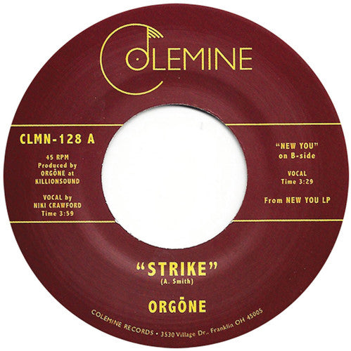Orgone: Strike / New You