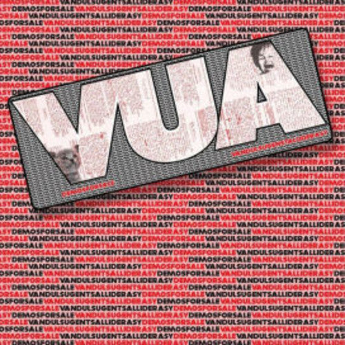Chuck Mosley & Vua: Demos For Sale