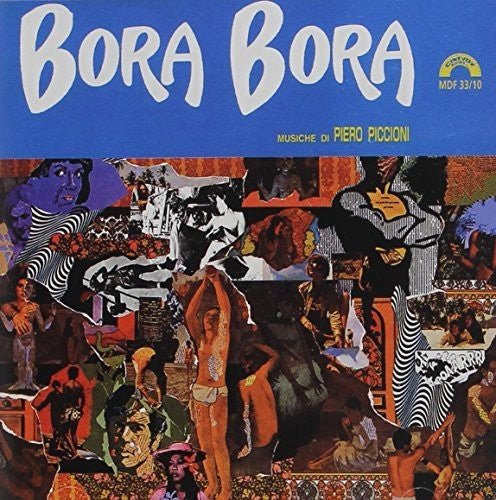 Piero Piccioni: Bora Bora (Original Soundtrack)
