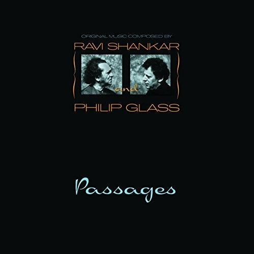 Shankar, Ravi / Glass, Philip: Passages