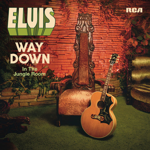Elvis Presley: Way Down In The Jungle Room