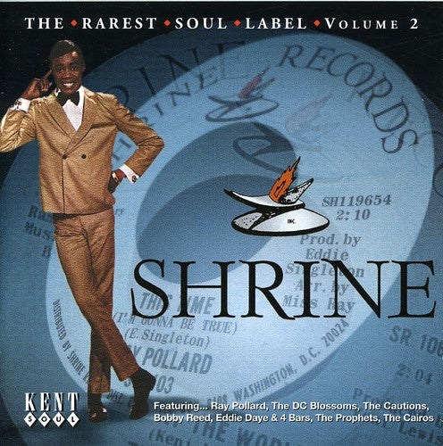 Various Artists: Shrine: Rarest Soul Label 2 / Various