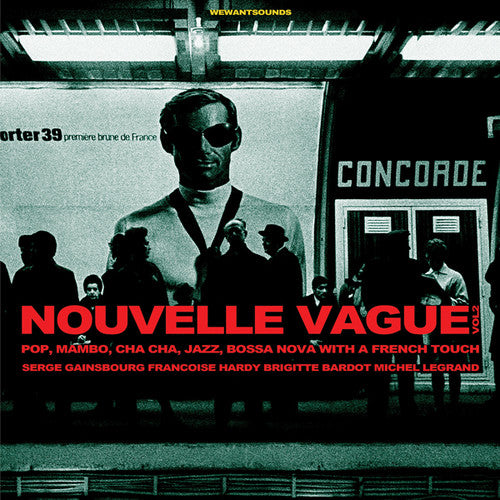 Various Artists: Nouvelle Vague: Pop Mambo Cha Cha Jazz / Various