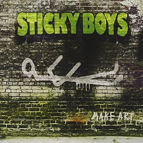 Sticky Boys: Make Art