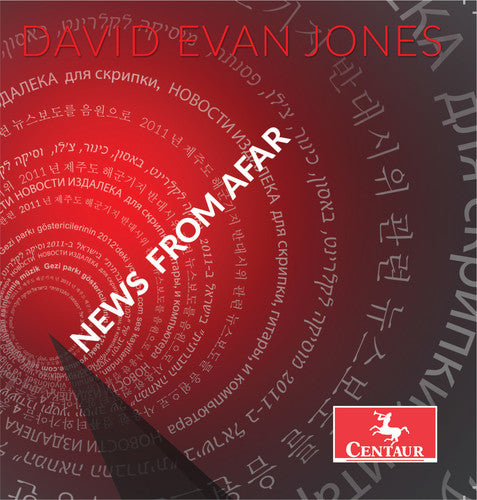 Jones, D.E. / Kim / Malan: David Evan Jones: News From Afar