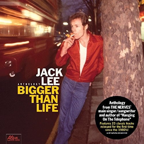 Jack Lee: Bigger Than Life