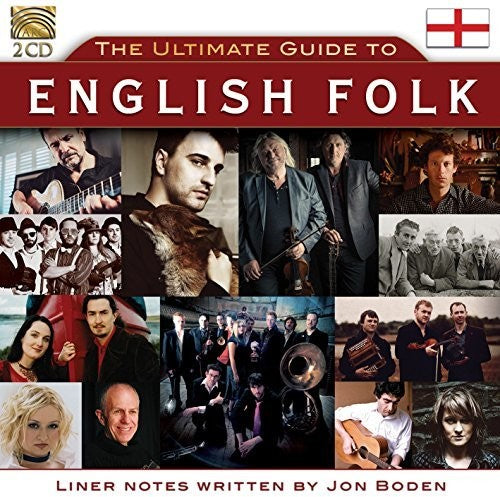 Various Artists: Ultimate Guide To English Folk / Various