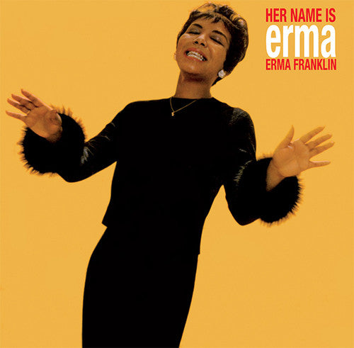Erma Franklin: Her Name Is Erma