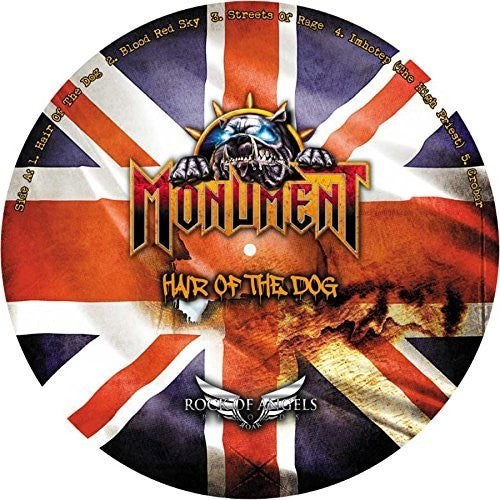 Monument: Hair Of The Dog (Limited Picture Disc)