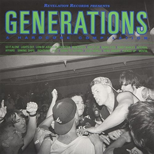 Various Artists: Generations: Hardcore Compilation / Various