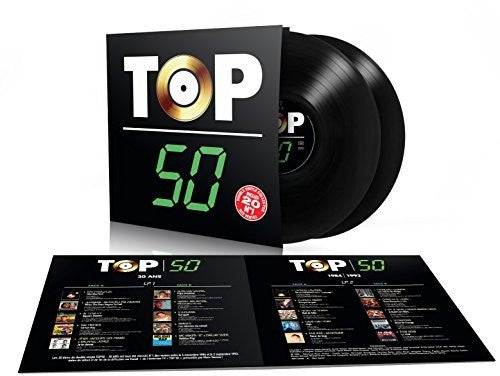 Various Artists: Top 50 (30 Years) / Various