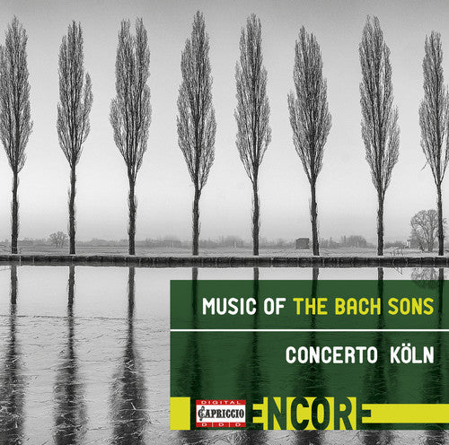 Bach, J.C. / Bach, C.P.E. / Bach, W.F. / Koln: Music of The Bach Sons