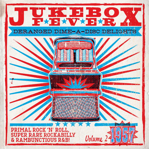 Various Artists: Jukebox Fever 2 (1957) / Var